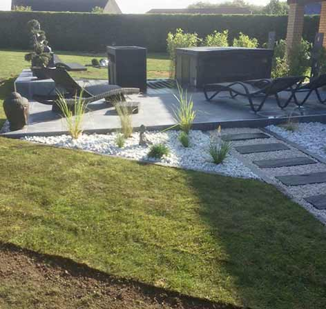 Amenagement de jardin Seclin